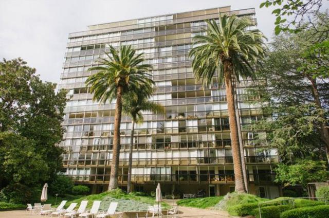 101 Alma St 705, Palo Alto, CA 94301 (#ML81693440) :: von Kaenel Real Estate Group