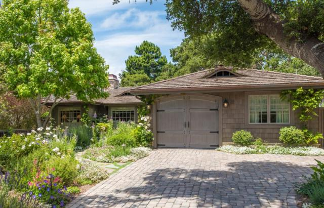 26040 Ridgewood Rd, Carmel, CA 93923 (#ML81694616) :: The Kulda Real Estate Group