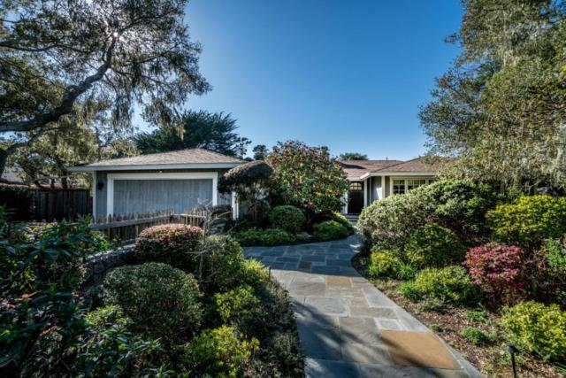 1042 Sombrero Rd, Pebble Beach, CA 93953 (#ML81694668) :: von Kaenel Real Estate Group