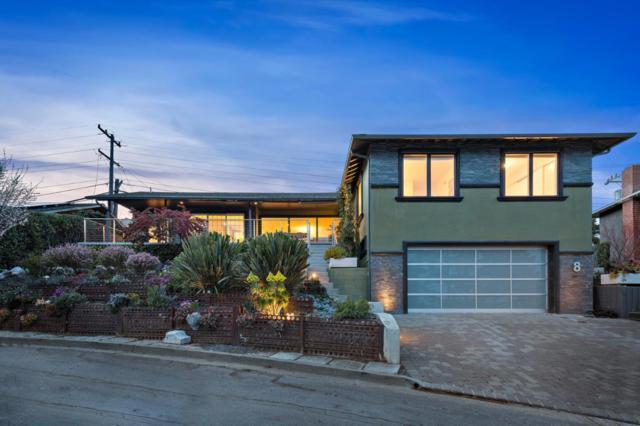 8 La Mancha Pl, Millbrae, CA 94030 (#ML81695404) :: The Dale Warfel Real Estate Network