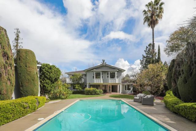 1468 Frontero Ave, Los Altos, CA 94024 (#ML81696290) :: Brett Jennings Real Estate Experts