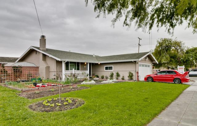 807 Marvin Way, Hayward, CA 94541 (#ML81696542) :: The Dale Warfel Real Estate Network