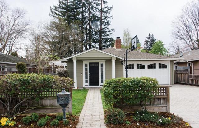 1181 Orange Ave, Menlo Park, CA 94025 (#ML81696550) :: Brett Jennings Real Estate Experts