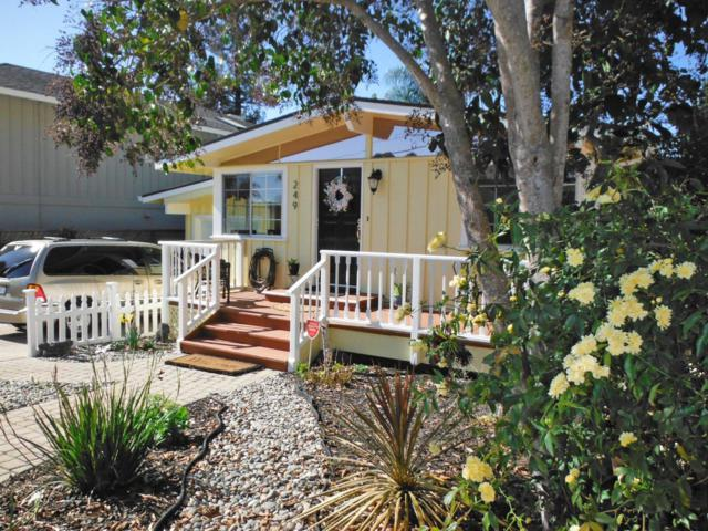 249 Elk St, Santa Cruz, CA 95065 (#ML81696620) :: The Kulda Real Estate Group