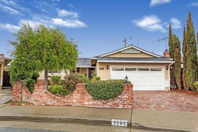 2205 Portsmouth Way, San Mateo, CA 94403 (#ML81697235) :: Astute Realty Inc