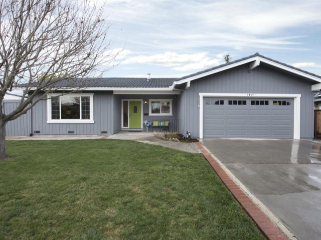 1517 Hervey Ln, San Jose, CA 95125 (#ML81697261) :: The Kulda Real Estate Group