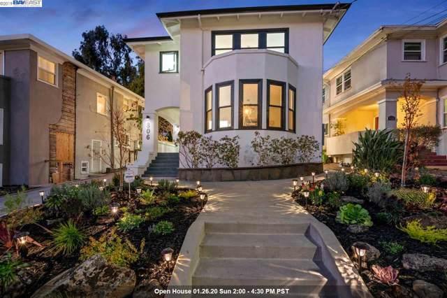 806 Macarthur Blvd, Oakland, CA 94610 (#BE40889550) :: The Kulda Real Estate Group