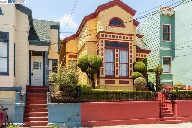 1328 York St, San Francisco, CA 94110 (#BE40867760) :: The Sean Cooper Real Estate Group