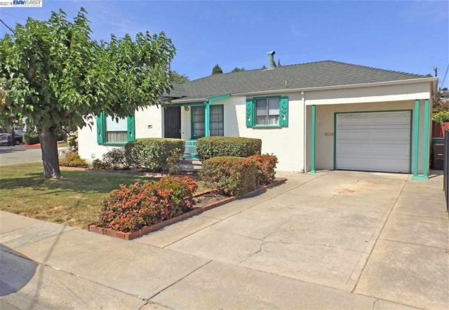 16302 Mateo St, San Leandro, CA 94578 (#BE40824535) :: Brett Jennings Real Estate Experts