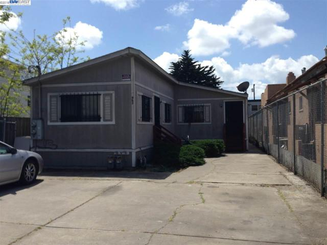 963 35Th St, Oakland, CA 94608 (#BE40826616) :: Brett Jennings Real Estate Experts