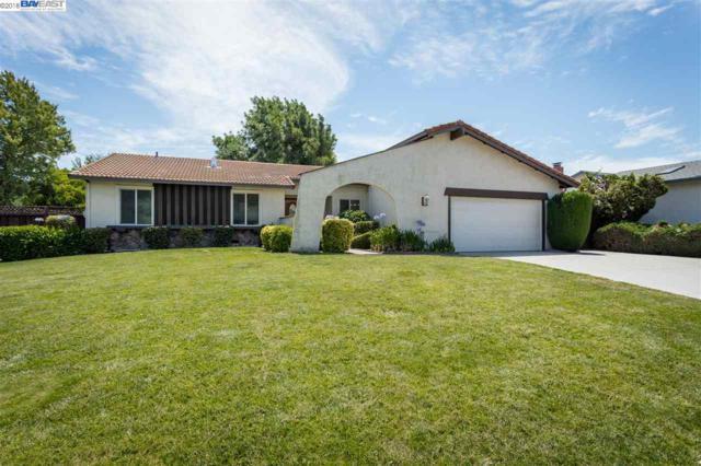 2707 Canyon Creek Dr, San Ramon, CA 94583 (#BE40830655) :: Brett Jennings Real Estate Experts