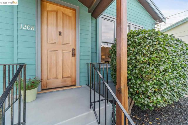 1208 Virginia St, Berkeley, CA 94702 (#EB40840079) :: The Goss Real Estate Group, Keller Williams Bay Area Estates