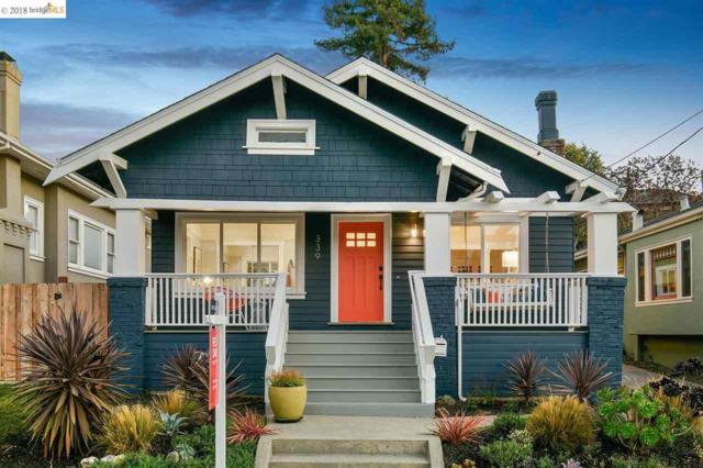 339 Glendale Ave, Oakland, CA 94618 (#EB40843175) :: The Goss Real Estate Group, Keller Williams Bay Area Estates