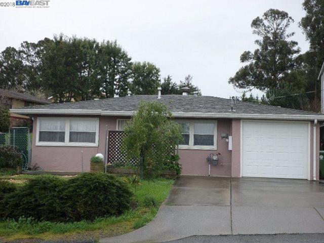 18989 Carlton Ave, Castro Valley, CA 94546 (#BE40846260) :: The Gilmartin Group