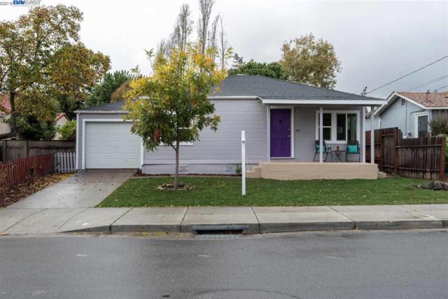 744 Hampton Road, Hayward, CA 94541 (#BE40847137) :: Brett Jennings Real Estate Experts