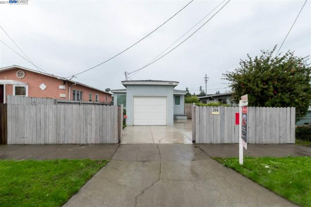308 Maine Ave., Richmond, CA 94804 (#BE40849623) :: The Warfel Gardin Group