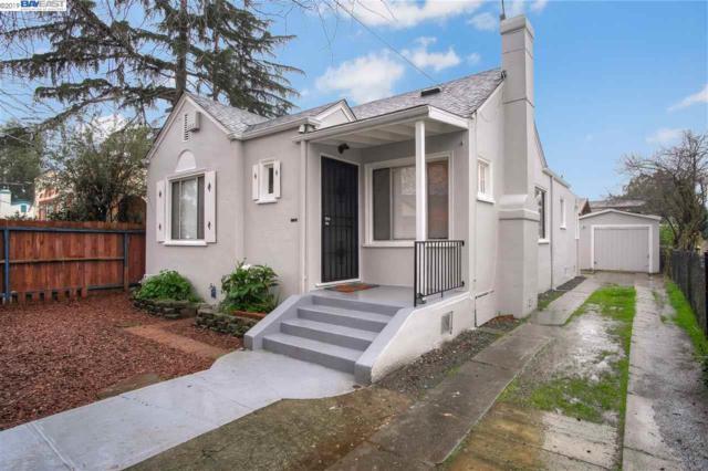 8027 Hillside St, Oakland, CA 94605 (#BE40852037) :: Strock Real Estate