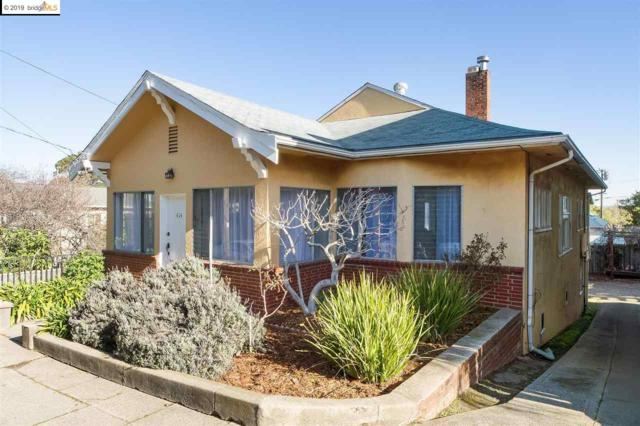 414 W Richmond Ave, Richmond, CA 94801 (#EB40853562) :: The Warfel Gardin Group