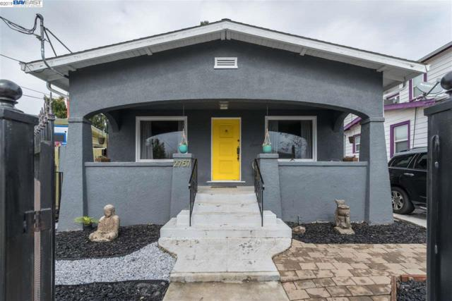 2757 Parker Avenue, Oakland, CA 94605 (#BE40855345) :: Julie Davis Sells Homes