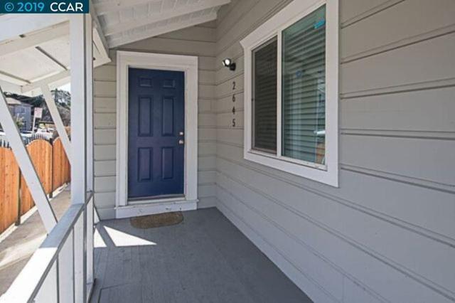 2645 Prentiss Pl, Oakland, CA 94601 (#CC40858354) :: Strock Real Estate