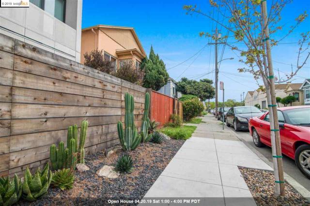 1482 32nd Street, Oakland, CA 94608 (#EB40860543) :: The Kulda Real Estate Group