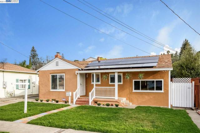 4016 Seven Hills Road, Castro Valley, CA 94546 (#BE40860752) :: The Gilmartin Group