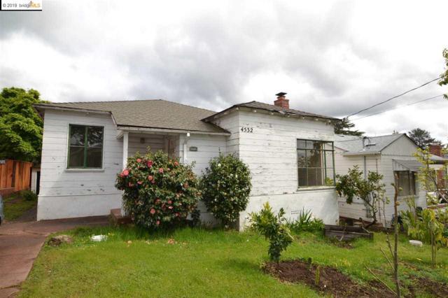 4532 Reinhardt Dr, Oakland, CA 94619 (#EB40859987) :: Julie Davis Sells Homes