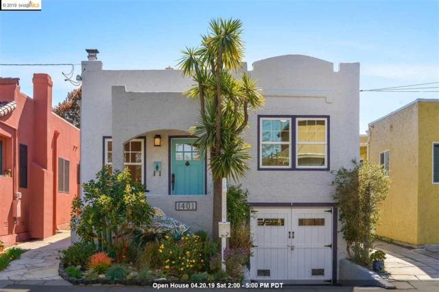 1401 Northside Ave, Berkeley, CA 94702 (#EB40861328) :: The Kulda Real Estate Group