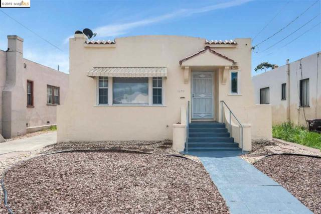 2678 Ritchie St, Oakland, CA 94605 (#EB40861589) :: The Realty Society