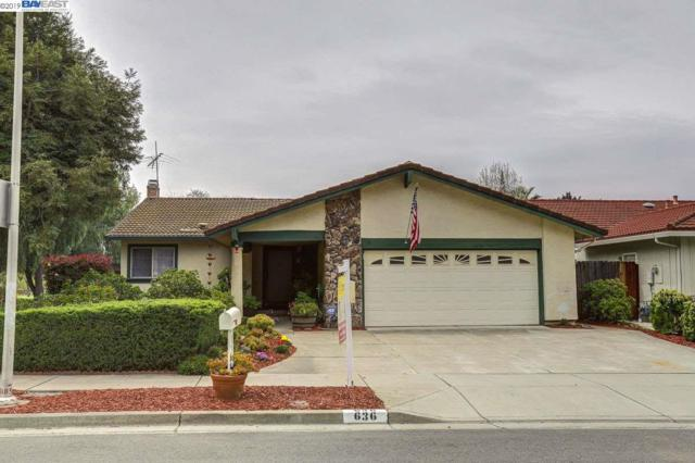 636 Choctaw Dr, Fremont, CA 94539 (#BE40861640) :: Live Play Silicon Valley