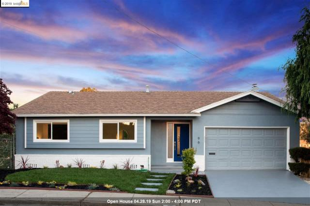 96 Edgemont Way, Oakland, CA 94605 (#EB40861655) :: The Realty Society