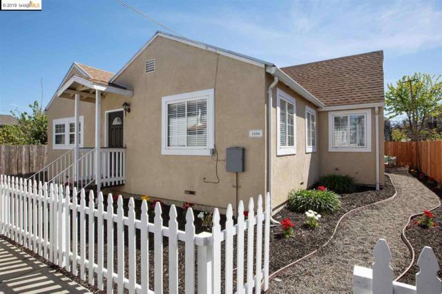 3106 Chestnut, Oakland, CA 94608 (#EB40861705) :: The Realty Society