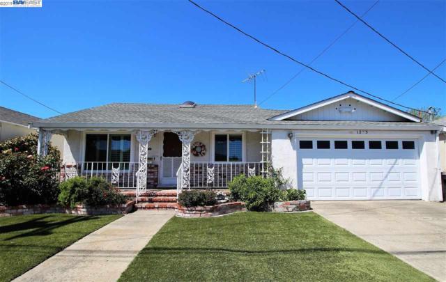 1273 Via Vista, San Lorenzo, CA 94580 (#BE40862395) :: Strock Real Estate