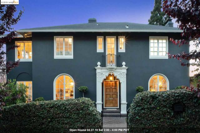 55 Ross Cir, Oakland, CA 94618 (#EB40862404) :: The Warfel Gardin Group