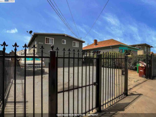 9701 E St, Oakland, CA 94603 (#BE40864383) :: The Warfel Gardin Group