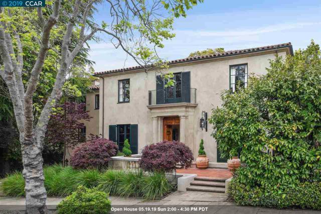 2815 Oak Knoll Terrace, Berkeley, CA 94705 (#CC40864730) :: The Warfel Gardin Group