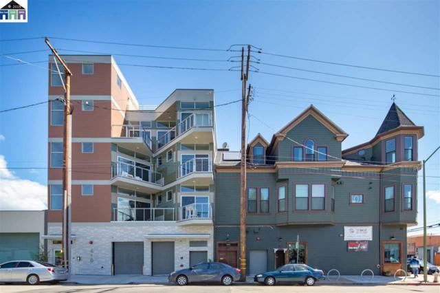 350 4th Street, Oakland, CA 94607 (#MR40864752) :: The Warfel Gardin Group