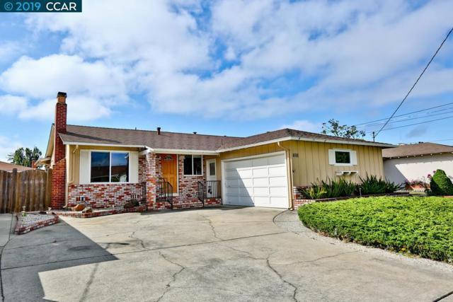 1698 Lanier Ave, San Leandro, CA 94579 (#CC40865435) :: Strock Real Estate