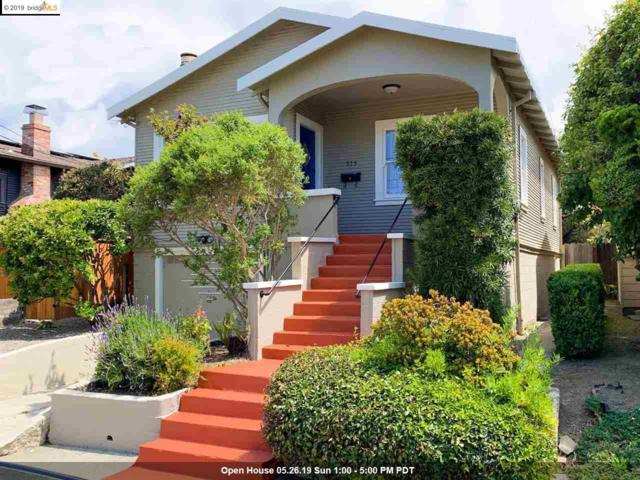 915 Stannage Ave, Albany, CA 94706 (#EB40865548) :: Strock Real Estate