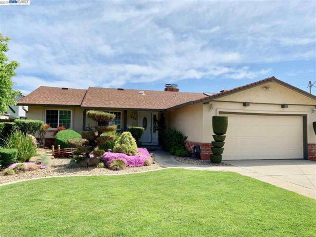 362 El Caminito, Livermore, CA 94550 (#BE40865583) :: The Warfel Gardin Group