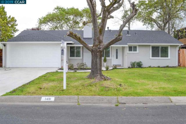 149 Maxine Dr, Pleasant Hill, CA 94523 (#CC40865758) :: Strock Real Estate