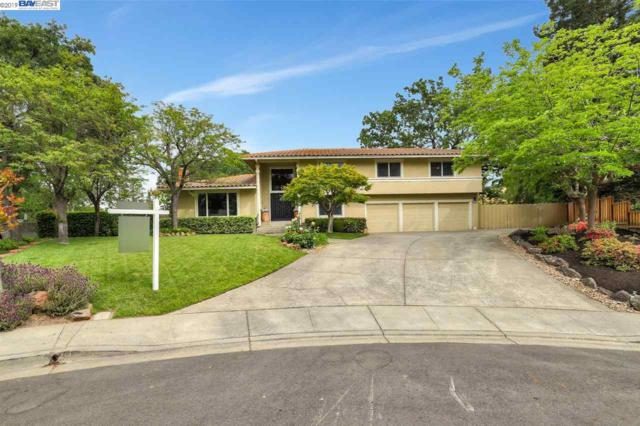 470 Castanya Ct, Danville, CA 94526 (#BE40865768) :: Strock Real Estate