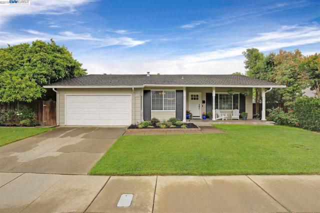 1909 Brooktree Way, Pleasanton, CA 94566 (#BE40865961) :: Strock Real Estate