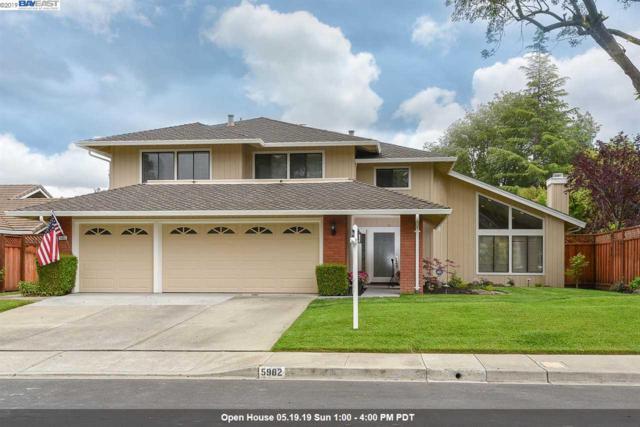 5982 Via Del Cielo, Pleasanton, CA 94566 (#BE40866075) :: Strock Real Estate