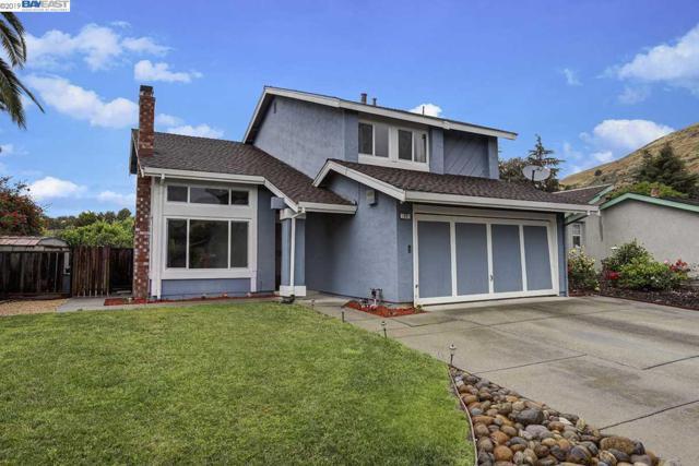 20 Montalban Dr, Fremont, CA 94536 (#BE40866212) :: Strock Real Estate