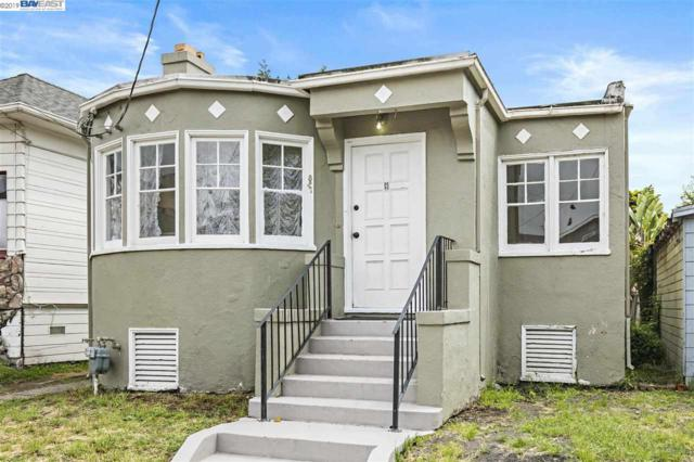827 58Th St, Oakland, CA 94608 (#BE40866236) :: Strock Real Estate
