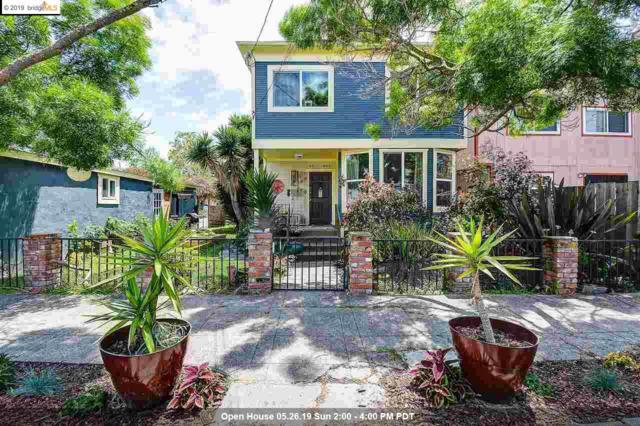 907 60Th St, Oakland, CA 94608 (#EB40866668) :: Strock Real Estate