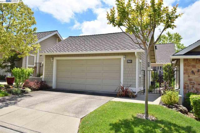 703 Glen Eagle Ct, Danville, CA 94526 (#BE40866716) :: The Gilmartin Group