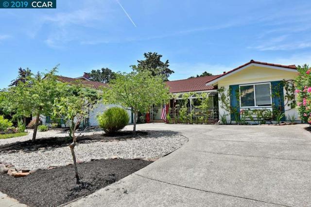 665 Rock Oak Rd, Walnut Creek, CA 94598 (#CC40870393) :: The Warfel Gardin Group