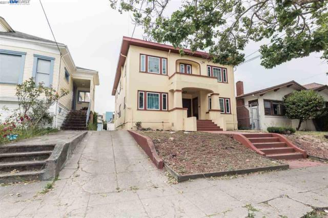 743 55th St, Oakland, CA 94609 (#BE40870456) :: Strock Real Estate